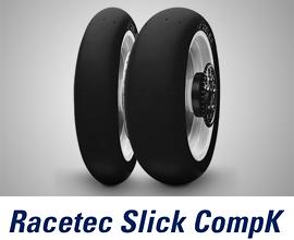 RACETEC SLICK COMPK