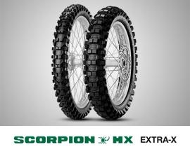 SCORPION MX EXTRA-X