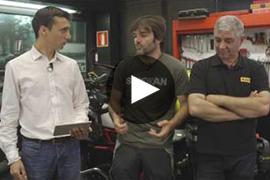 Charlie Sinewan en Pirelli Ride Passion Barcelona
