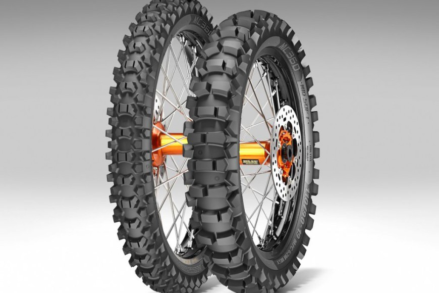 METZELER MC360, el nuevo neumático de off-road diseñado para afrontar cualquier tipo de terreno