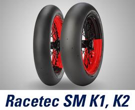 RACETEC SM, K1, K2