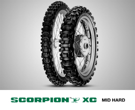 SCORPION XC MID HARD